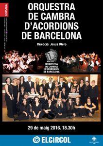 Proper concert OCAB